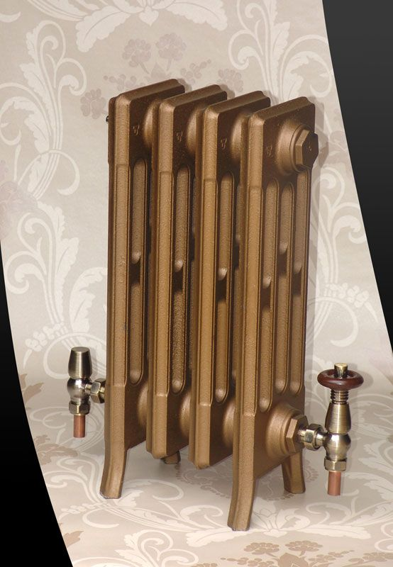 Cast iron radiators, pure gold from Simply Radiators.