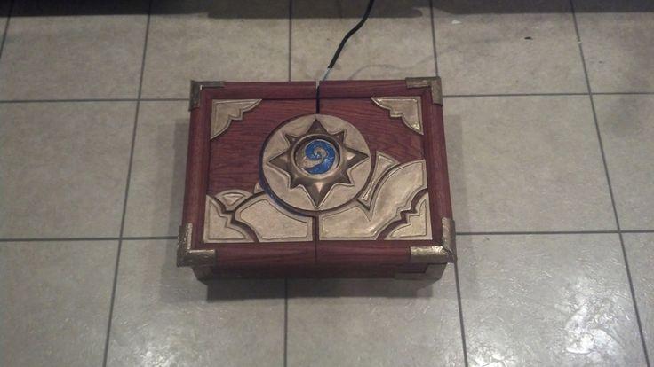 Hearthstone Game Box