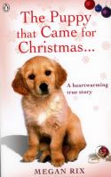 'The Puppy That Came For Christmas' by Megan Rix - GREAT book. It's funny, cute, realistic, and generally delightful, and follows a couple's journey into training Guide Dog puppies and adoption.