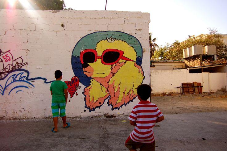 https://flic.kr/p/dZxxer | Un Perro Con Gafas | Rodadero 2013