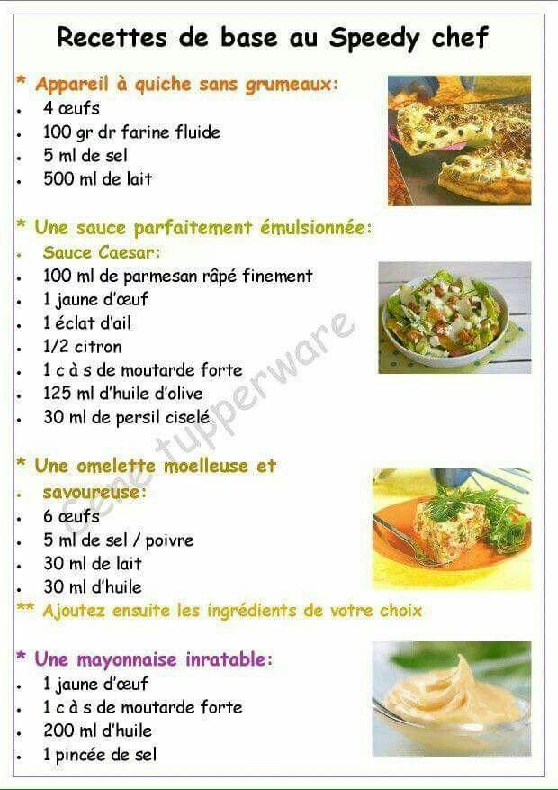 Astuces recettes