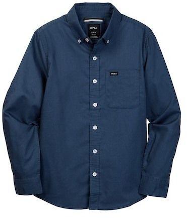 RVCA That'll Do Oxford Shirt (Big Boys)
