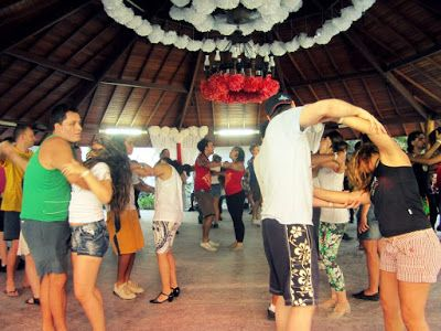Berg's Congress - one of the most beautiful zouk venues & events there is!