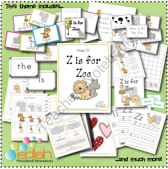 35 best zoo unit images on Pinterest Activities, Preschool and - preschool lesson plan