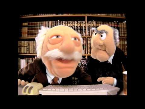 Statler & Waldorf: Forget this
