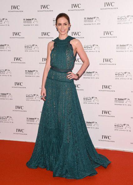 Emily Blunt Photos: Dubai International Film Festival: Day 2