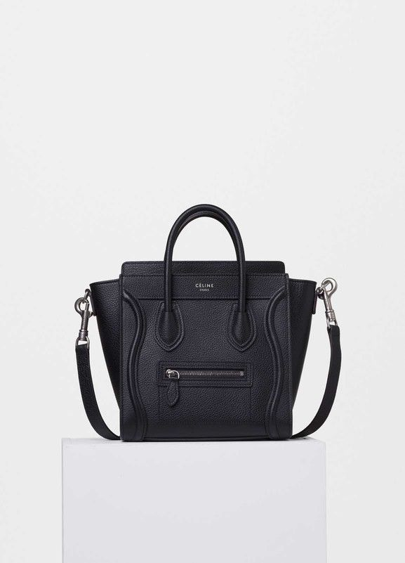 We always feature the latest Celine Bag Collection, find the most recent releases including the prices and sizes here: Celine Archives. There's nothing quite like a Celine handbag. The undeniable s…