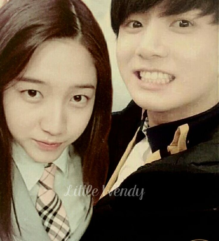 Dani and Jungkook