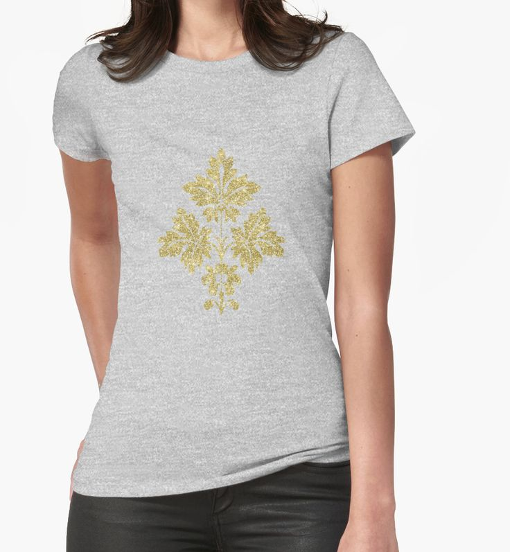 FLORAL GOLD by Prescott