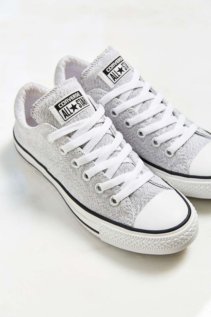 Converse Chuck Taylor AllStar Heathered Sneaker // Urban Outfitters Love  these heathered Chucks for Spring