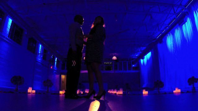 Beautiful Parisian proposal at Airship 37 in the Distillery. She said yes! http://www.fusion-events.ca Video by the fabulous, Toronto-based Documentarians