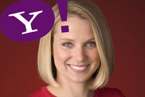 Марисса Майер рассказала о политике Yahoo