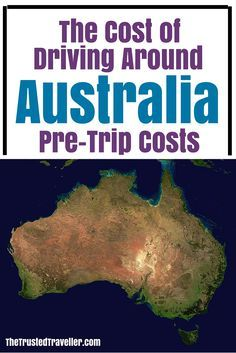 The Cost of Driving Around Australia – Pre-Trip Costs