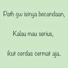 ini path gw,problem!?