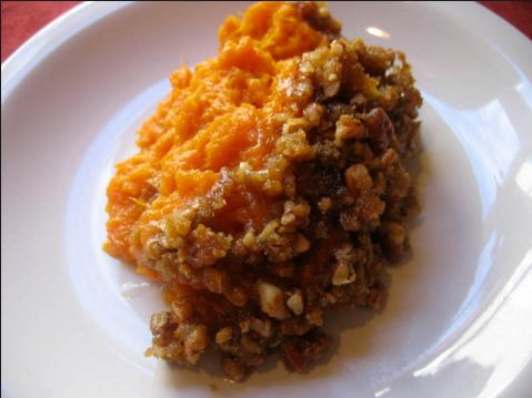 Best cooking recipes: Ruth Chris' Sweet Potato Casserole