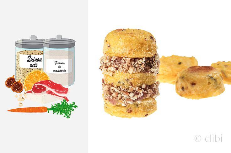 PANETTONE GASTRONOMICO Ricetta senza glutine lievito e latticini in versione monodose da preparare in ogni momento dell'anno. http://clibi.net/2015/12/14/panettone-gastronomico-senza-glutine/