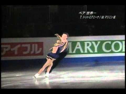 Tatiana Totmianina & Maxim Marinin - Melodrama - 2005, Japan - YouTube