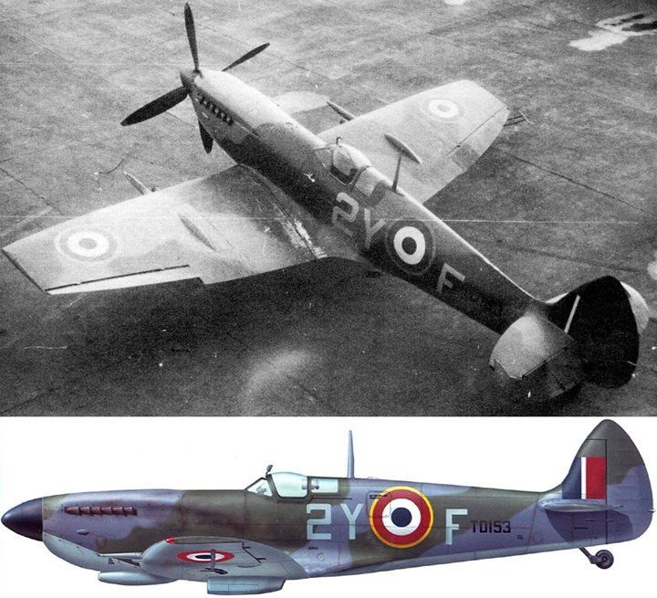 No. 345 Squadron RAF
