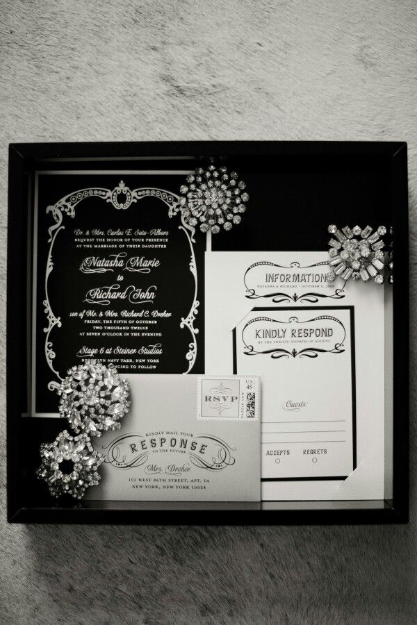 realtree wedding invitations%0A Glamorous vintage style invitations for a Great Gatsby theme
