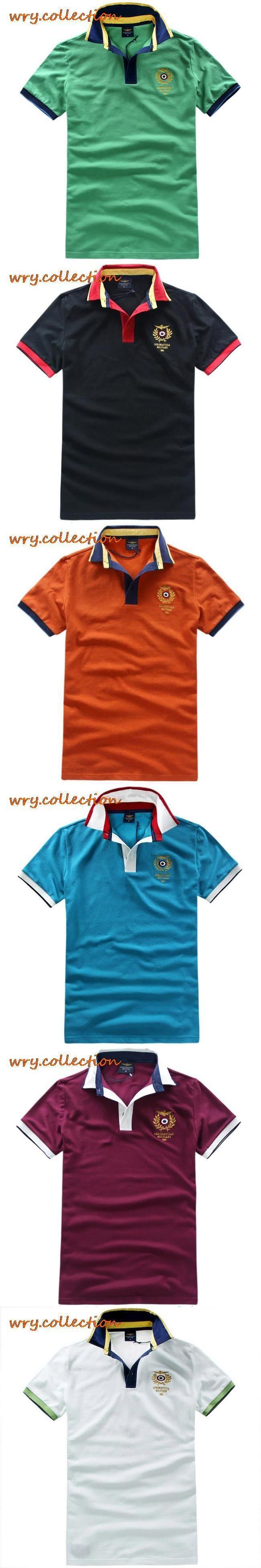 Social shirt, man grace polo,aeronautica militare polo,polo shirts for men free shipping