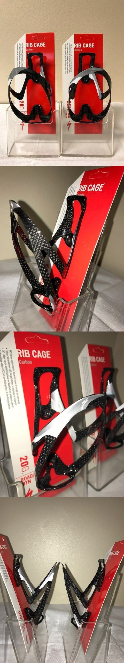 Water Bottles and Cages 62132: Water Bottle Cages Carbon Fiber Specialized Road Bike Or Mtb -> BUY IT NOW ONLY: $55 on eBay!