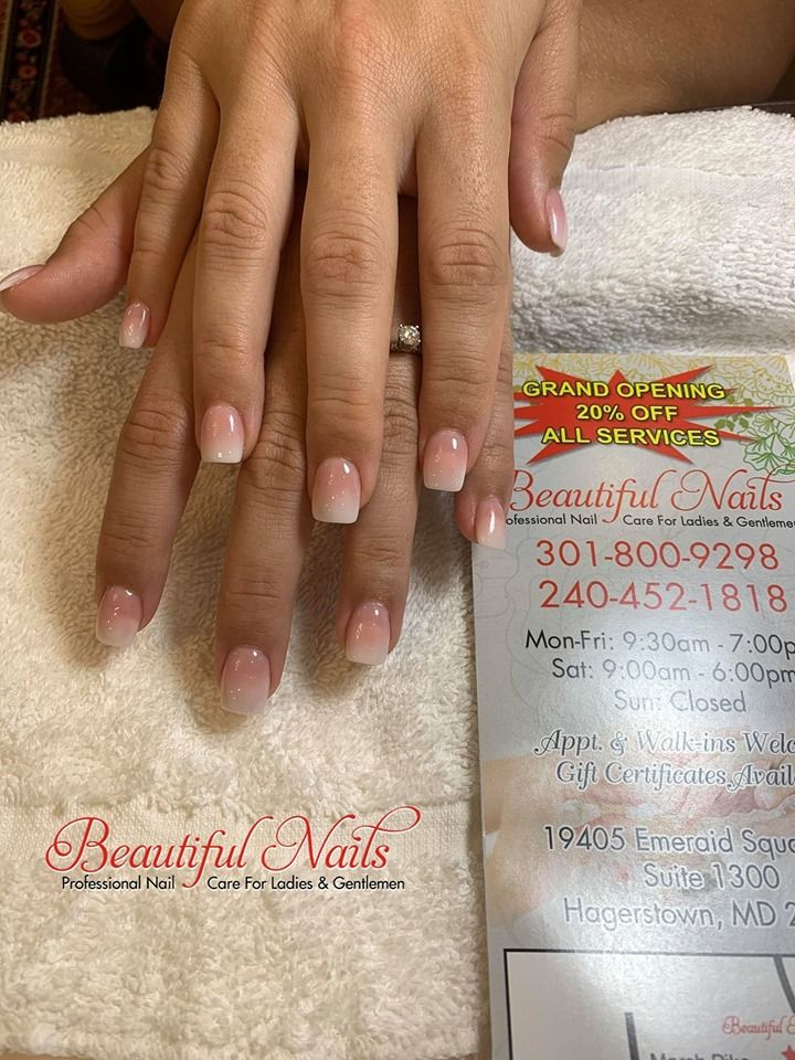 Beautiful Nails Nail Salon In Hagerstown Md 21742 Nails