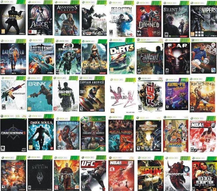 All Xbox 360 Games : Xbox google search all consoles
