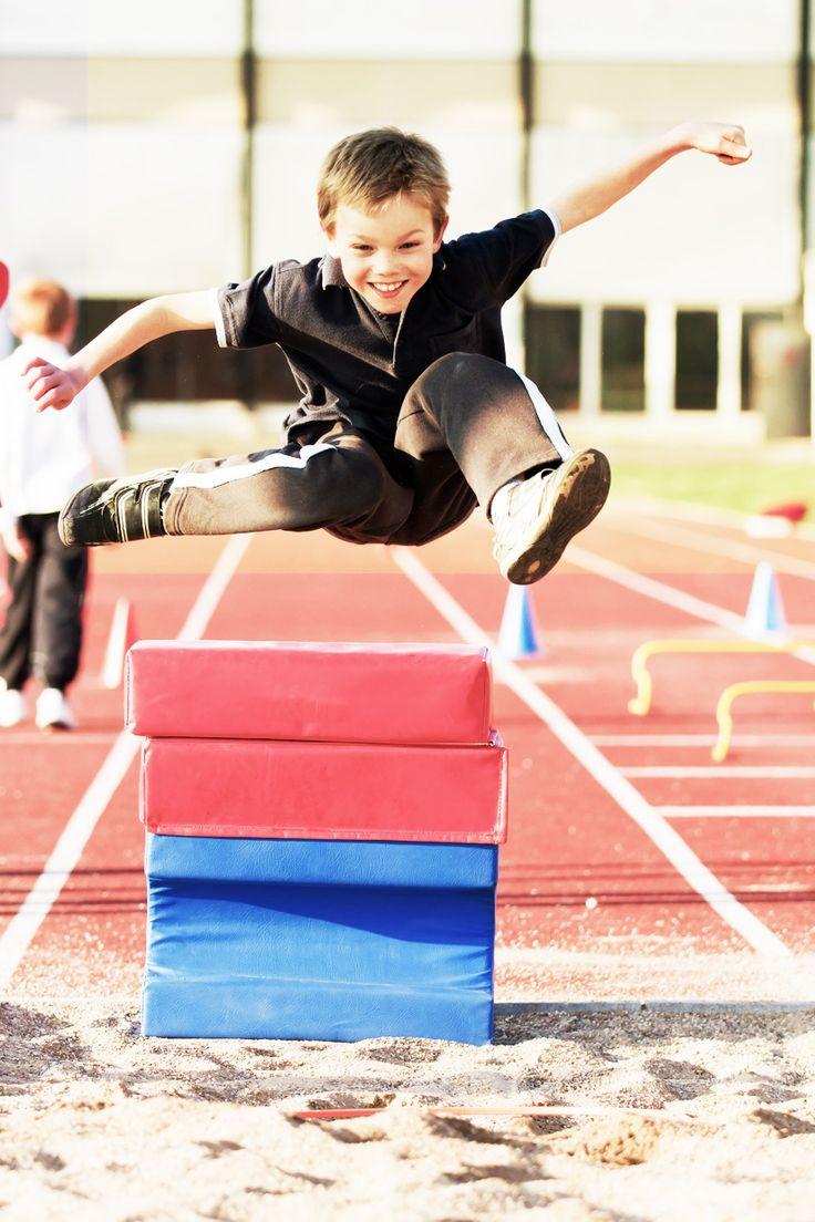 Undersøkelser: friidrett øker mest!