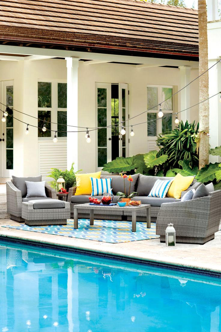 92 best hosting a backyard bash images on pinterest lounges