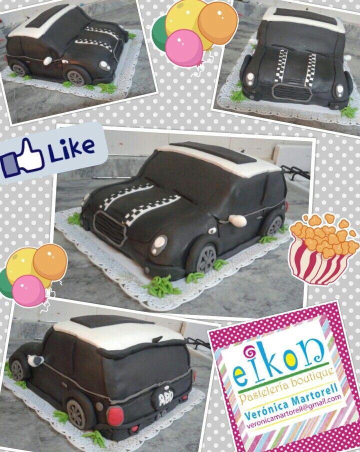 Torta / Mini Cooper / Cake