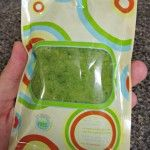 Squishy Snak Paks: Reusable baby food pouches for babies and toddlers!