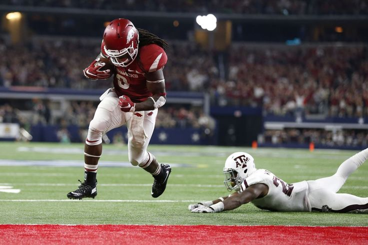 With a little explosiveness, Arkansas football can be dangerous ...