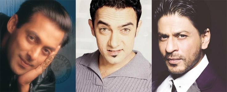 Which Khan has given maximum number of hit songs?  a. Salman Khan  b. Aamir Khan  c. Shahrukh Khan