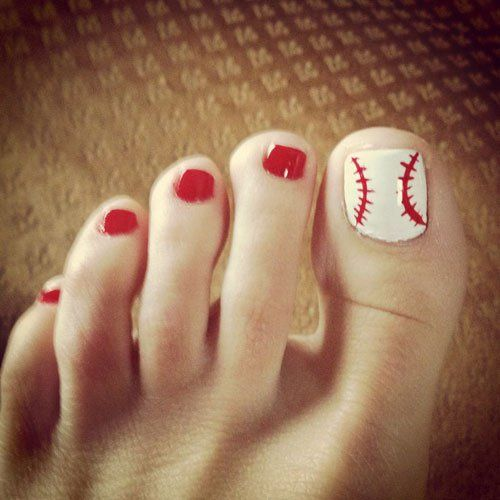 Toe Nail Art Tutorials: Best 25+ Toe Nail Art Ideas On Pinterest