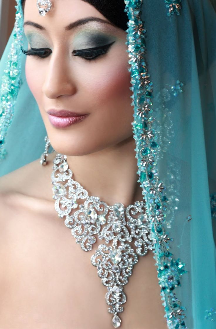 38 best ♥♥ Ethnic Wedding Makeup♥♥ images on Pinterest | Arabian ...