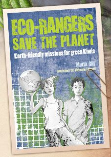 Find out how you (10-14 year olds) can save the planet on a local and global level. Includes stories of how some children and adults have made a real difference.