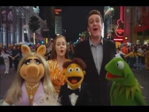 The Muppets Movie - Life A Happy Song Finale - YouTube