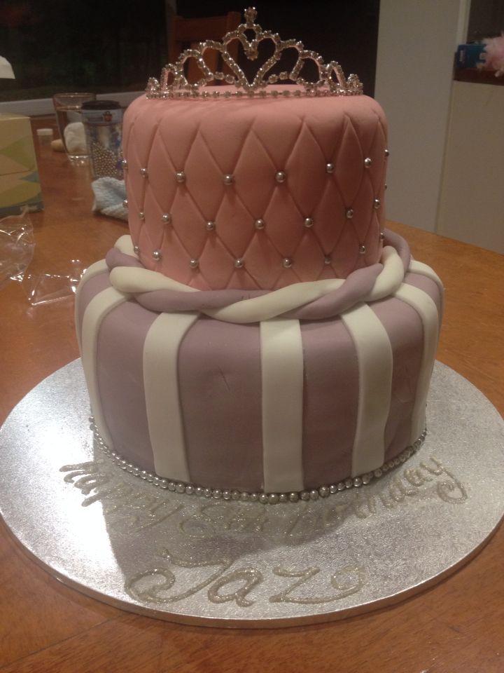 Princess Cake - front