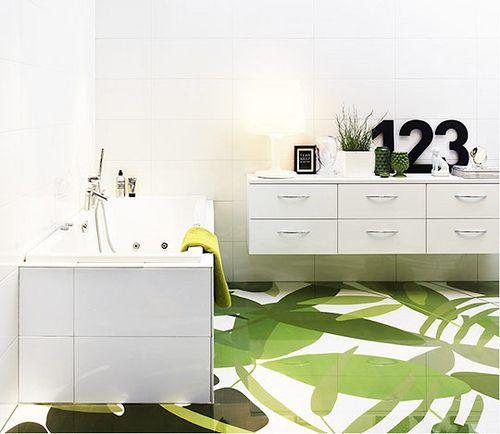 DIY Painted Floor | Flickr - Photo Sharing!