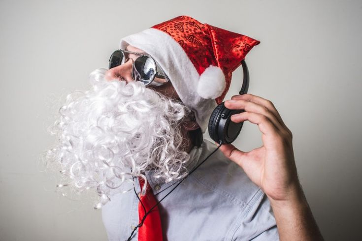 How About a Nontraditional Christmas Playlist?