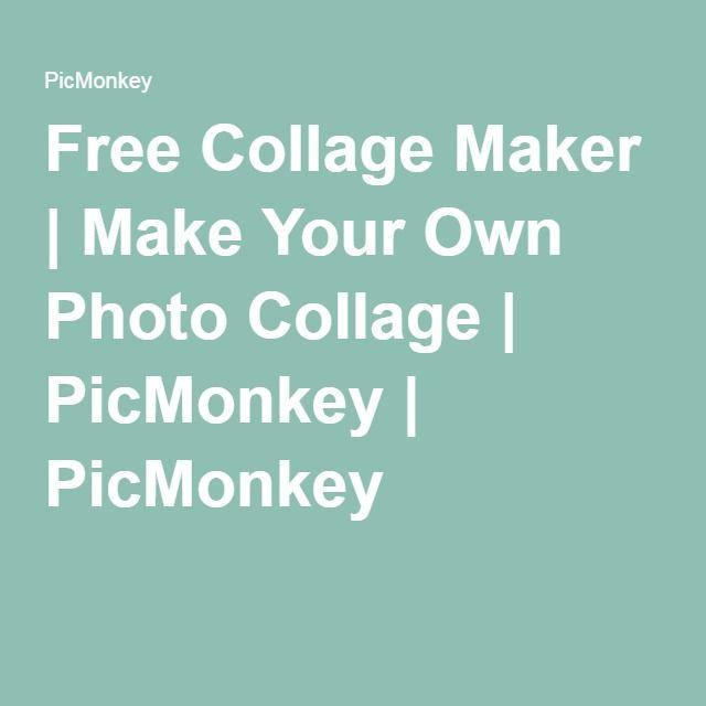 Free Collage Maker | Make Your Own Photo Collage | PicMonkey | PicMonkey