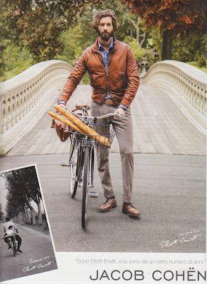 Jacob Cohen AW12 Ad #JacobCohen #Ad #TailoredJeans #Denim