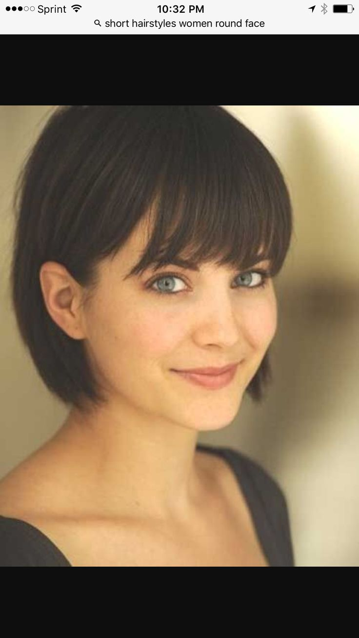 Christina ferrare hairstyle products used - Sweet Short Bob Hairstyles With Bangs I Would Have To Lose Weight For This To Look Good