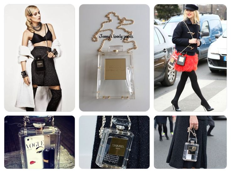 Chanel cluch