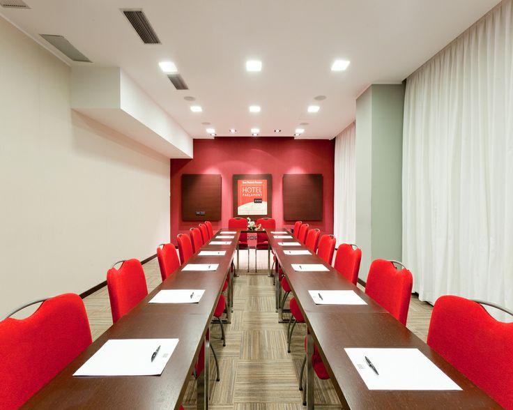 Meeting Room dell'Hotel Parlament di Budapest
