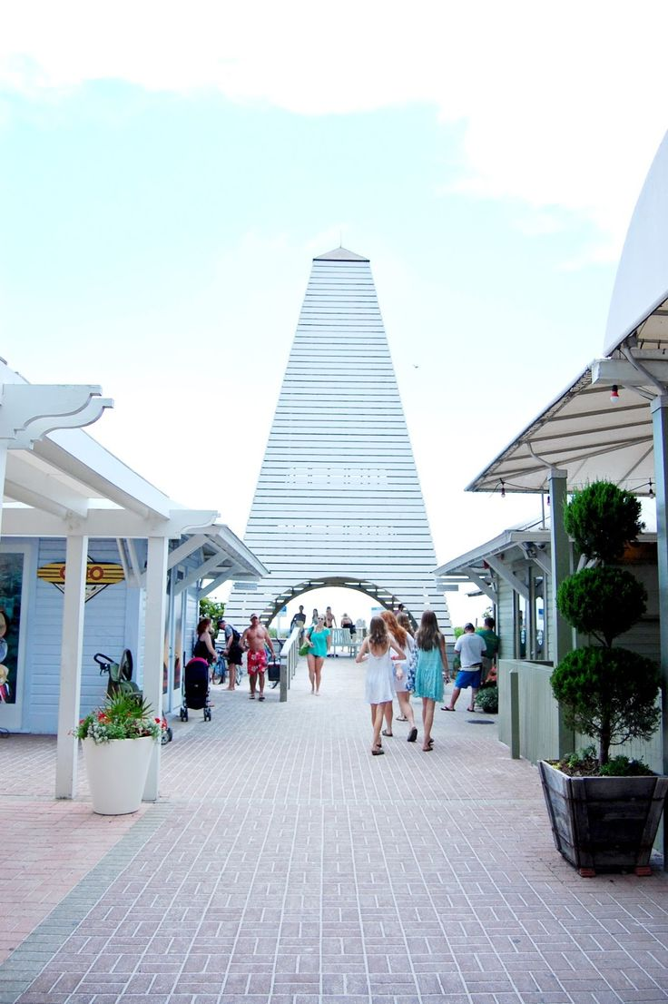 Seaside Florida + Where to Stay in 30A | Helene in Between