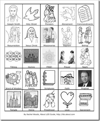 conference bingo and other ideas for kids