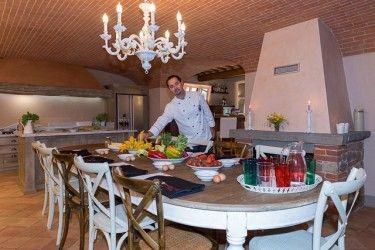 Villa Poesia, Kitchen