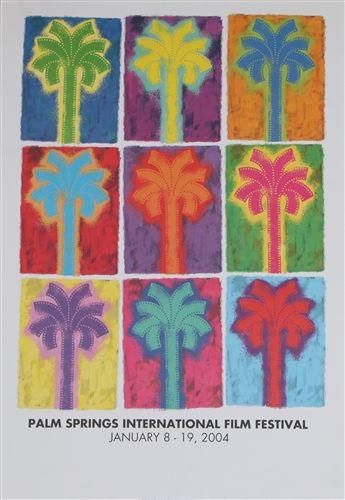 Palm Springs International Film Festival 2004 Poster