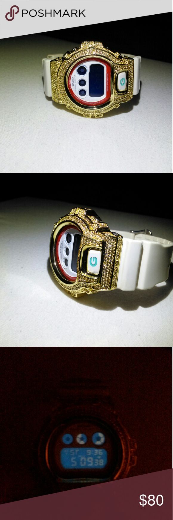 25 best ideas about white g shock on